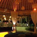 Lounge area......