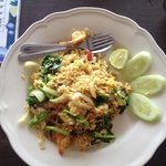 Seafood curried rice-absolutely fabulous!!
