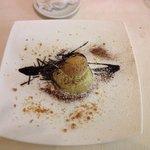 Semifreddo al pistacchio. 👍