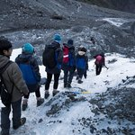 Baby Glacier Steps