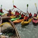 Fatai Kayak - Our Group Shot