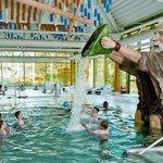 Osserbad Lam mit Sauna und Freibad täglich inklusive (3 km)