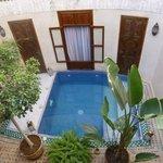 Inside Riad La Belle Epoque