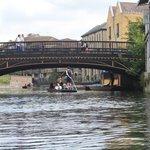 River Cam Bridge