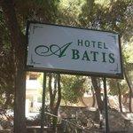 Abatis Hotel - Signage