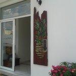 Reception (entrance)