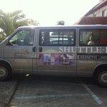 Shuttle zum Park