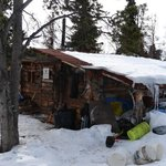 Trapper Cabin am Coal-Lake