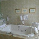 large bath-jacuzzi
