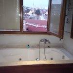 Salle de bain chambre 501 - Jacuzzi