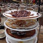 Pancakes at Boerderij Meerzicht