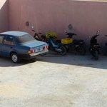 Parking personelu (fragment)
