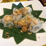 clear won ton/dumplings