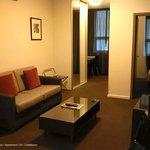 Room 110 - main area
