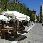 Plaza Romanillá