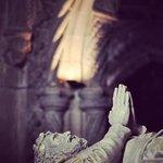 statue de priere