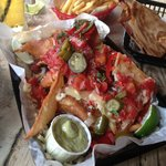 The not so nice nachos.