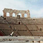 ARENA, an ancient well preserved tructure, now a famous concert hall