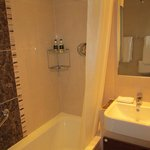 Swish bathroom of Room 2.