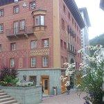 St. Moritz - Hanselmanns Konditorei-Café