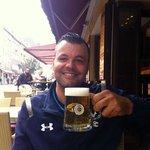 pint of german beer lovely