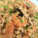 Lovely Seafood Risotto
