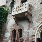 Giullietta's balcony
