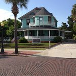 The 1910 Inn in the heart of beautiful Tarpon Springs, Florida