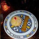 Pasta de coco y holaldre