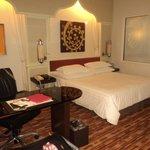 area where we slept (junior suite)