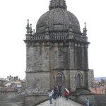 Tejado de la catedral
