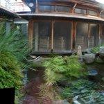 Innenhof / Inner garden