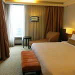 Bed area, room 1124