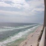 17th floor view.