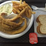 3 Pc Whiting w/ French Fries & Coleslaw