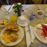 美味しい朝ごはん