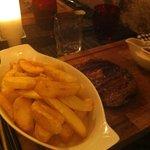 Boeuf argentin + frites