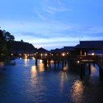 Sunset at Pangkor Laut