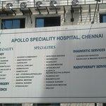 Apollo Speciality Hospital