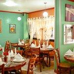 Bilde fra Tinhat Boutique Hotel & Restaurant