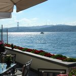 Dine by the Bosphorus Straits