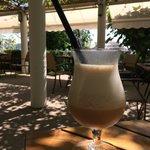 Le meilleur café frappé de France... Au Café de la plage, bien sur !
