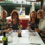 Excellent meal and cruise