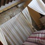 Interno dell'appartamento: camera matrimoniale