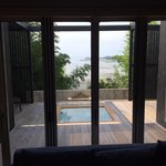 Room with terrace and outdoor private onsen