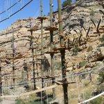 Canyon Aerial Course