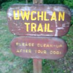 Uwchlan Trail is handicapped accessible at Dowlin