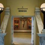 Alluring entrances