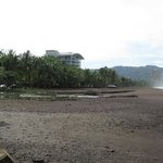 Beach (opposite view)