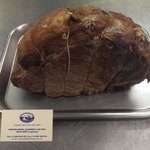 Roast Welsh Topside of Beef freshly cooked for Sunday Service